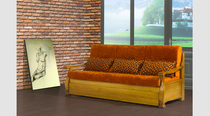 Sof tirol for Sofa cama nido 1 plaza